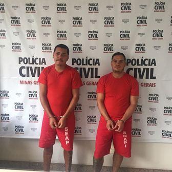 Homens foram presos em casa de luxo em Porto Seguro (BA) - Foto: Divulgação/Polícia Civil